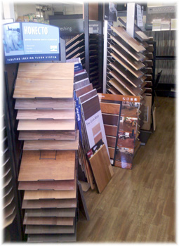 floor covering showroom Easton MD